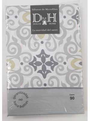 Summer Bed Sheet Set - Select Size